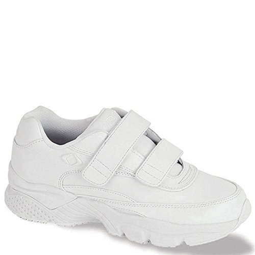 Apex Xv926 Double Sangle Femmes Blanc Marche Sneaker 8ew