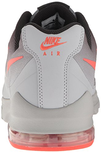Nike Heren Air Max Invigor Druk Loopschoenen Donkergrijs / Max Oranje / Wolf Grijs / Zwart