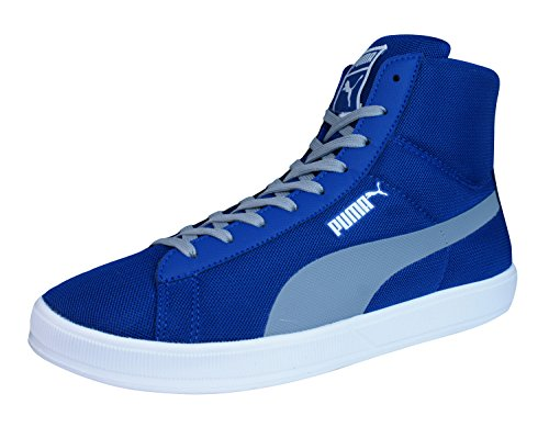 Puma Archive Lite Mid Mesh RT Mens Sneakers / Shoes Blue