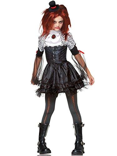 Edgy Vamp Child Costume - Large