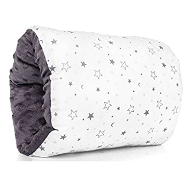 Lansinoh Nursie Breastfeeding Pillow, Ideal for C-Sections, Compact, Portable, and Washable Nursing Pillow, 1 Count