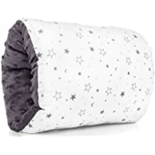 Lansinoh Nursie Breastfeeding Pillow, Washable Nursing Pillow, Ideal for C-Sections, Compact, and Portable, 1 Count