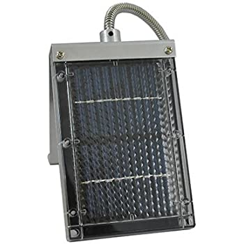 Amazon Com Moultrie 6 Volt Solar Panel Sports Amp Outdoors