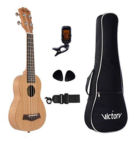 CYC Soprano ukulele mahogany strings product image