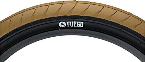 Flybikes Fuegoタイヤ20 x 2.3タン/ブラック B0756NPFDQ