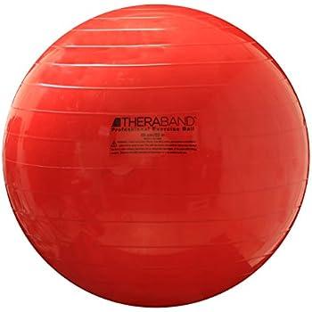 Amazon.com: Thera-Band 23115 Anti-Burst Exercise Ball for