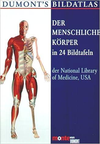 DuMont\'s Bildatlas Der menschliche Körper: Amazon.de: Bücher