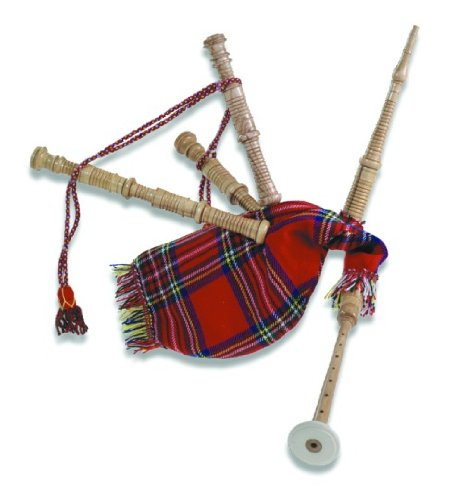 Bagpipes Duplex W600 Scotish Style for Kids