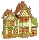 Dept.56 Dickens Village Series ''Hembleton Pewterer''
