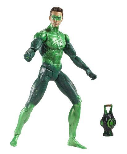 Green Lantern Movie Masters Hal Jordan Figure