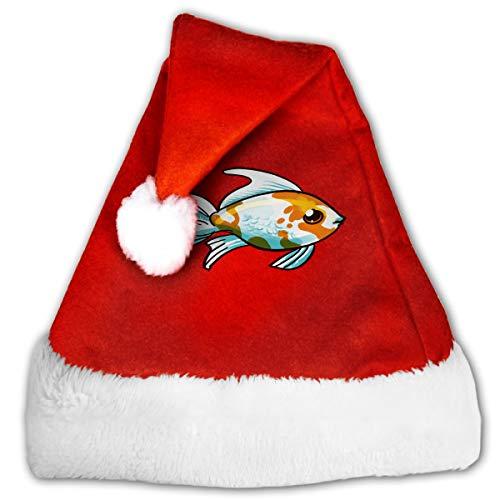 QZDLq Comet Goldfish Fashion Unisex Christmas Hat Party Hats