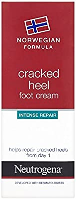 Neutrogena Norwegian Formula Cracked Heel Foot Cream (40ml) - Pack of 6