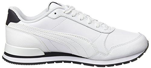 White St Puma V2 White Scarpe L Ginnastica Full Unisex puma Adulto Basse Runner – puma Da Bianco 6xxawrd