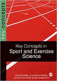 Book Key Concepts in Sport and Exercise Sciences (SAGE Key Concepts series)