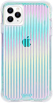 Case-Mate - iPhone 11 Pro Case - Tough Groove - 5.8 - Iridescent