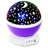 Toys Gifts for 2-11 Year old Boys Girls, Star Night Light Projector for Kids Christmas Gifts Present
