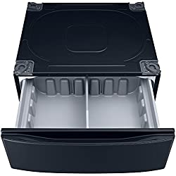 Samsung WE302NG 30 In. Laundry Pedestal/Drawer, Onyx