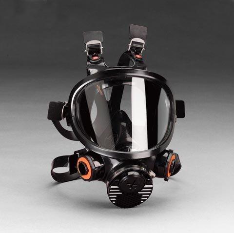 3M 7000 Facepiece Respirators Medium