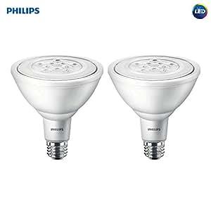 Philips 460543 90 Watt Equivalent Soft White Par38 Led