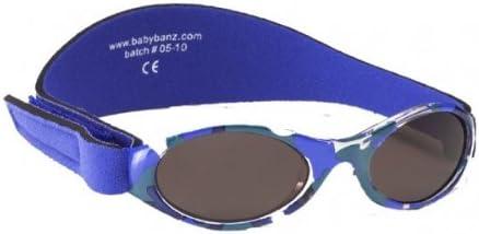 Baby Banz Adventurer Sunglasses Camo Blue