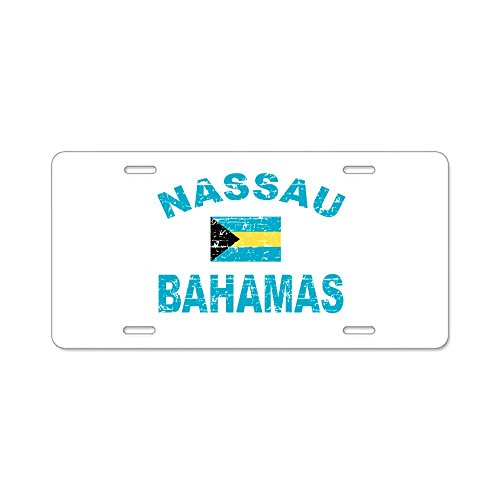 Bahamas Plate - 8