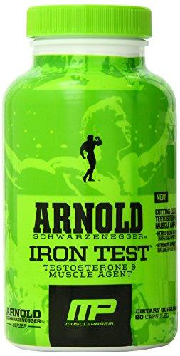 Arnold Schwarzenegger Series Arnold Iron Test Servings, 90 Count