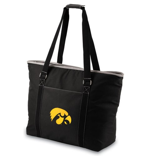 Iowa Hawkeyes Tailgate Cooler (NCAA Iowa Hawkeyes Topanga Insulated Cooler Tote)