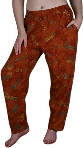 aist - Dragonflies (Gold Dragon Pants)