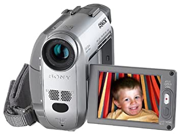 Drivers Update: Sony DCR-HC20 Camcorder USB
