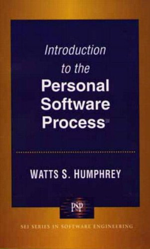 Introduction to the Personal Software ()