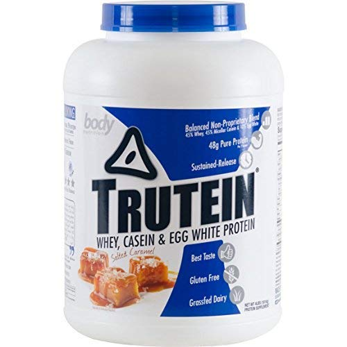 Trutein Salted Caramel 4lb