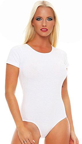 Body Classico Classico Donna Bianco Body 415 415 Donna UUdq6rw