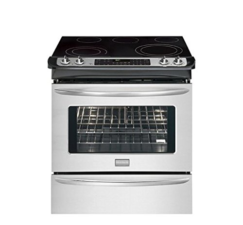 UPC 057112102825, Gallery 30 In. Slide-in Electric Range – Black