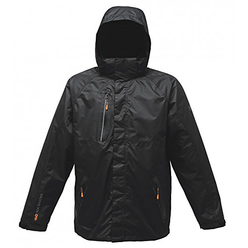 in Regatta nbsp;jacket Evader Black Da pro 3 X Uomo 1 gTnRY4rqTx
