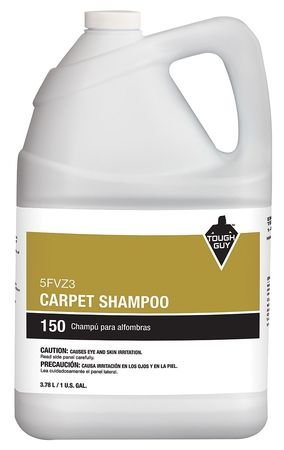 Carpet Shampoo, 1 gal, Fruity Floral