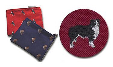 Border Collie Cosmetic Bag (Dog Breed Make-up Case)