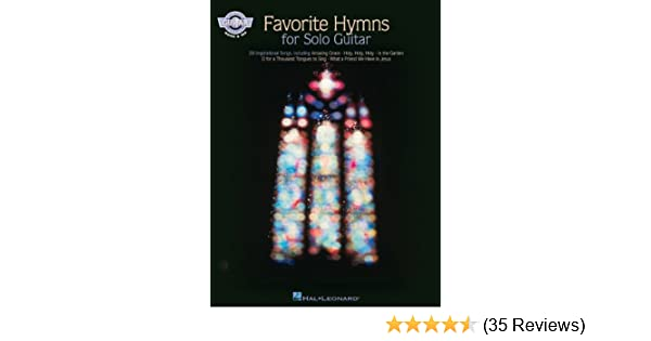 Favorite Hymns for Solo Guitar (Fingerstyle Guitar)