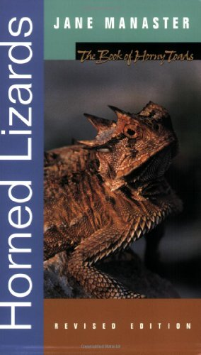 Horned Lizards (Revised Edition) (Grover E. Murray Studies in the American Southwest)