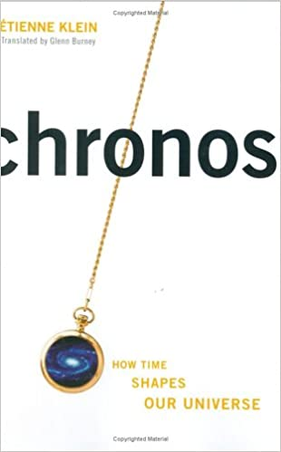 Buy Chronos: How Time Shapes Our Universe Book Online at Low