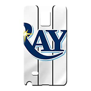 samsung note 4 Heavy-duty Design series phone cover case tampa bay rays mlb baseball