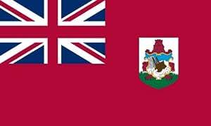 America's Flag Company FF3X5NBER1 3-Feet by 5-Feet Nylon Bermuda Flag