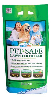 PetSaf 5M LWN Fertilizer