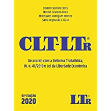 CLT Ltr 51ª Edição - 2020