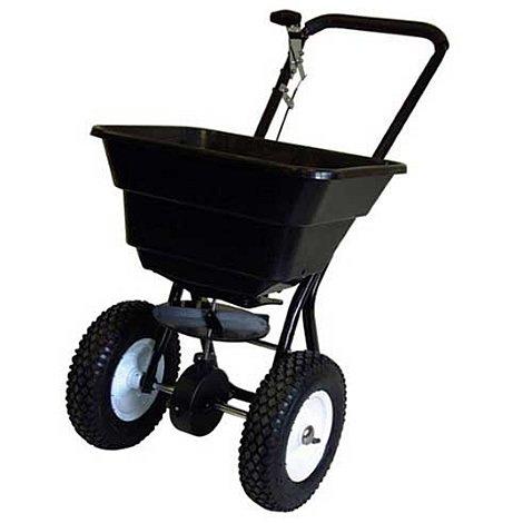 Handy 80lb Wheeled Lawn Spreader THS80