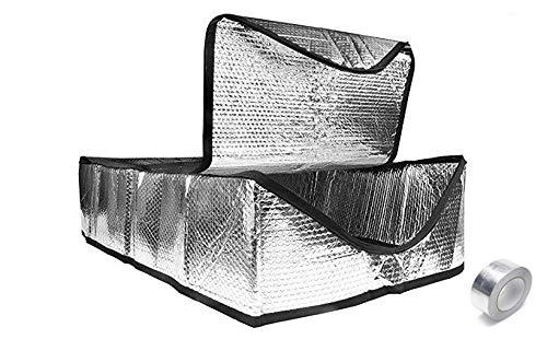 (Vat Industries - Attic Stairway Insulator and Aluminum Tape - 25