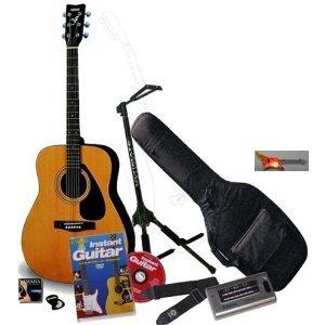 Yamaha F310 Pro Pack de guitarra acústica y de destellos insignia ...