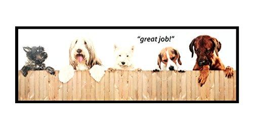 PetSafe Piddle Place Dog Potty Protective Guard, Great Job