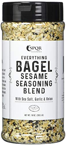Top recommendation for everything bagel seasoning garlic and onion