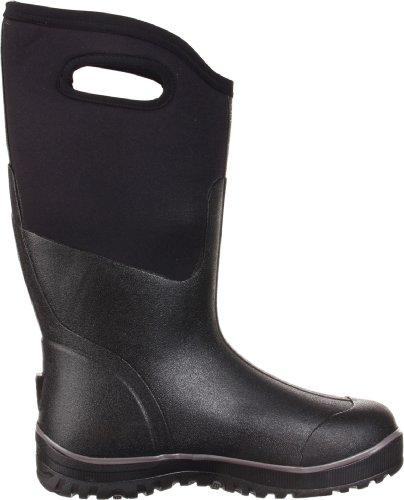 Hi Classic Bogs Black Stivali di Uomo gomma Zf44FW