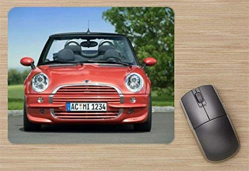 AC Schnitzer Mini Cooper Covertible 2004 Mouse Pad, Printed Mousepad